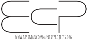 Eastman Community Projects Sticky Logo